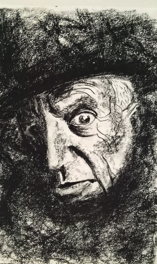 Pablo Picasso by Nik